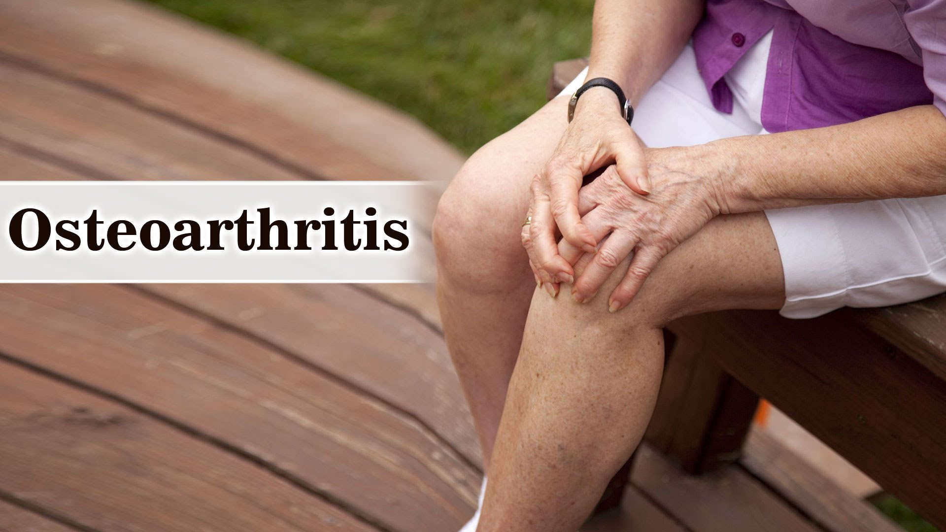 Osteoarthritis Symptoms & Causes