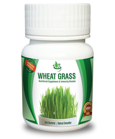 Wheat Grass Supplements