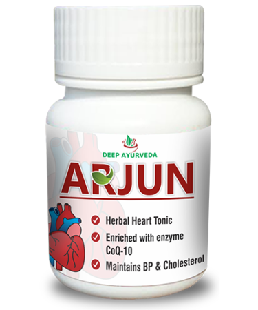 Arjun Heart Supplement