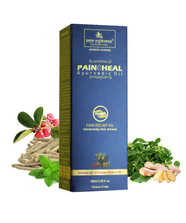 Painoheal Ayurvedic Pain Relief Oil