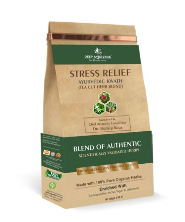 Stress Management Herbal Tea